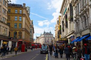 ロンドンの町並みの写真素材 [FYI01670607]