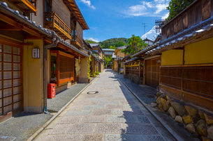 京都の一年坂の写真素材 [FYI01670660]