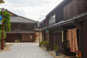 敦賀の博物館通りの写真素材 [FYI01670726]