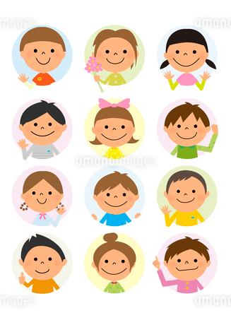 子供のイラスト素材 [FYI01670909]