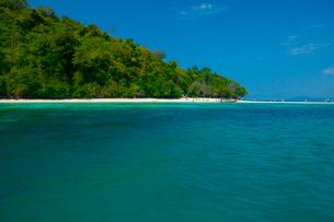 タイ クラビの風景の写真素材 [FYI01671203]