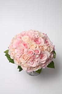 バラウェディングブーケ、花束の写真素材 [FYI01671512]