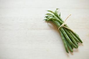 インゲン豆の写真素材 [FYI01672271]