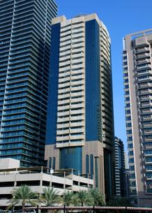 ドバイの超高層ビル(Union Tower)の写真素材 [FYI01672396]