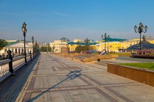 モスクワの風景の写真素材 [FYI01672585]