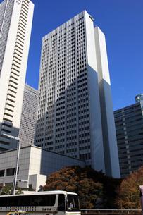 京王プラザホテル南館の写真素材 [FYI01672976]