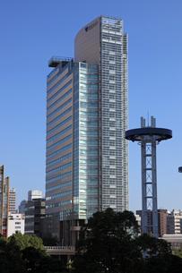 富士ソフト本社ビルの写真素材 [FYI01673023]