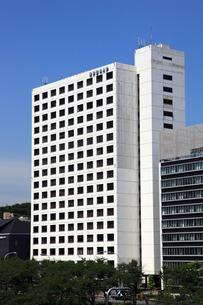 東京理科大学 神楽坂キャンパス1号館の写真素材 [FYI01673117]
