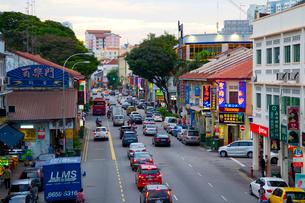 シンガポールのゲイランロードの写真素材 [FYI01673151]