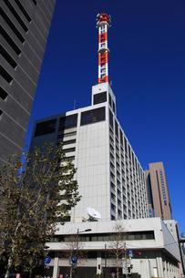 東京電力本社ビルの写真素材 [FYI01673181]