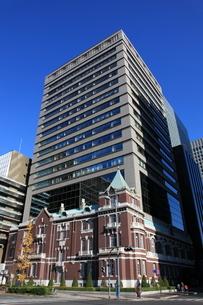 東京銀行協会ビルの写真素材 [FYI01673217]