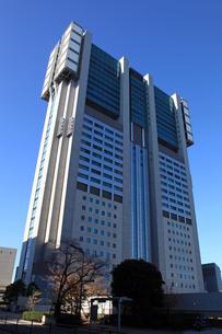 NTTドコモ品川ビルの写真素材 [FYI01673489]