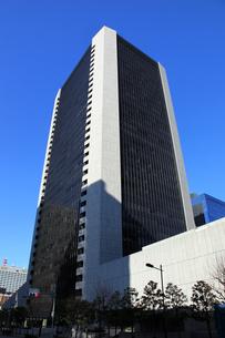 みずほ銀行本店ビルの写真素材 [FYI01673574]