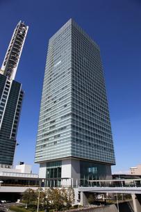 明治安田生命さいたま新都心ビル ランド・アクシス・タワーの写真素材 [FYI01673627]