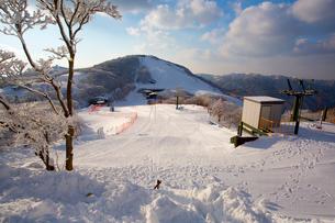 御在所スキー場の写真素材 [FYI01673880]