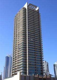 ドバイのタワーマンション(8 Boulevard Walk)の写真素材 [FYI01674344]