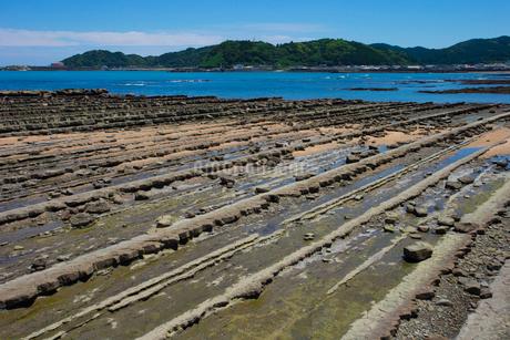 青島の鬼の洗濯岩の写真素材 [FYI01674523]