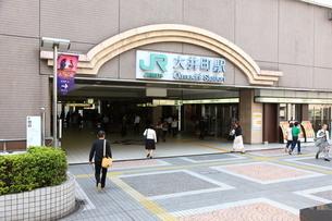 大井町駅東口1の写真素材 [FYI01674711]