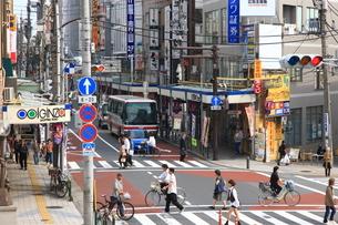大井銀座商店街の写真素材 [FYI01674746]
