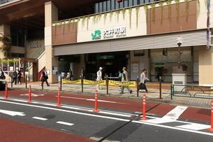 大井町駅西口の写真素材 [FYI01674766]