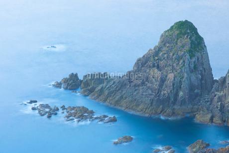 東シナ海と岩礁の写真素材 [FYI01675066]