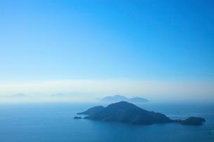 鞆の浦と瀬戸内海の写真素材 [FYI01675102]