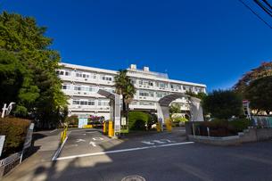 東京武蔵野病院の写真素材 [FYI01676399]