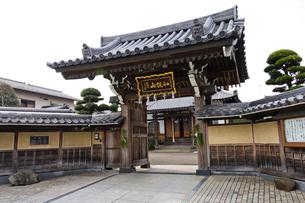 修行寺の写真素材 [FYI01677621]