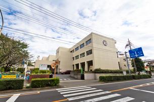 和光市立本町小学校の写真素材 [FYI01678180]
