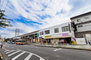 和光市駅・北口の写真素材 [FYI01678193]