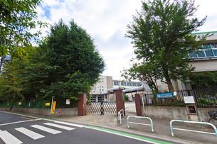 和光市立第三小学校の写真素材 [FYI01678205]