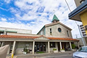 日本キリスト教団・埼玉和光教会の写真素材 [FYI01678284]