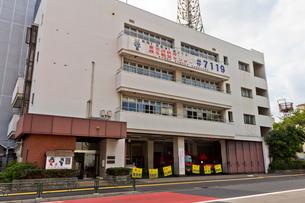 新宿消防署戸塚出張所の写真素材 [FYI01678356]