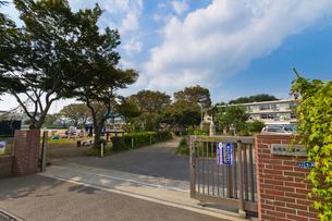 和光市立第四小学校の写真素材 [FYI01678494]