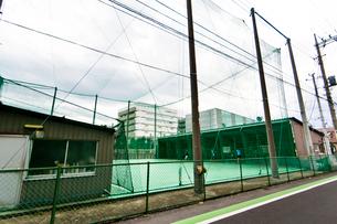 和光バッティングセンターの写真素材 [FYI01678640]