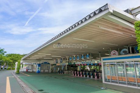 西武球場前駅改札の写真素材 [FYI01678722]