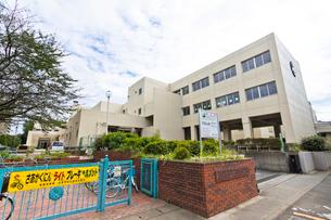 和光市立本町小学校の写真素材 [FYI01678764]
