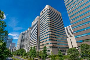 検察庁・裁判所・弁護士会館のビルの写真素材 [FYI01679163]