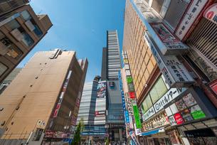 TOHOシネマズ新宿(新宿東宝ビル)の写真素材 [FYI01679505]