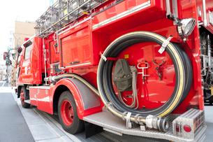 消防自動車の写真素材 [FYI01679541]