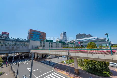 Coconeri(練馬駅と駅前ターミナル)の写真素材 [FYI01679789]
