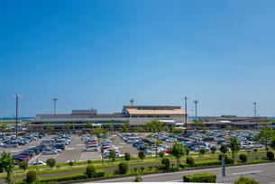 大分空港 やや高所よりの写真素材 [FYI01680110]