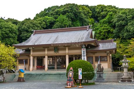 光雲神社(拝殿)の写真素材 [FYI01680154]
