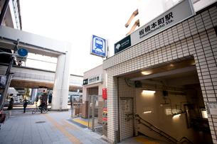 板橋本町駅の写真素材 [FYI01680497]