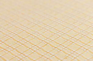 チェック柄の布の写真素材 [FYI01680661]