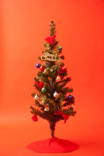 クリスマスツリーの写真素材 [FYI01680983]