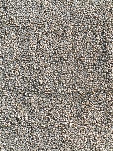 砂利を埋め込んだコンクリートの壁面の写真素材 [FYI01681359]