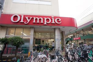 オリンピック 三ノ輪店の写真素材 [FYI01681433]