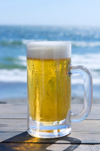 生ビールの写真素材 [FYI01681461]