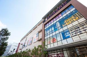 南砂町ショッピングセンター SUNAMOの写真素材 [FYI01681465]